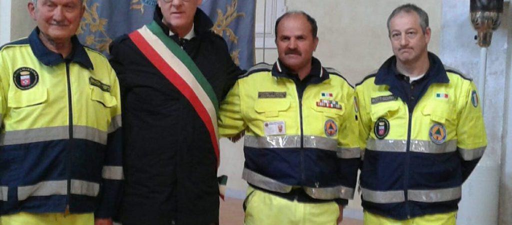 protezione civile massa