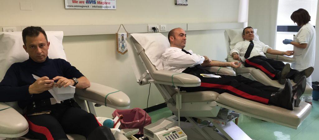 sangue donazione