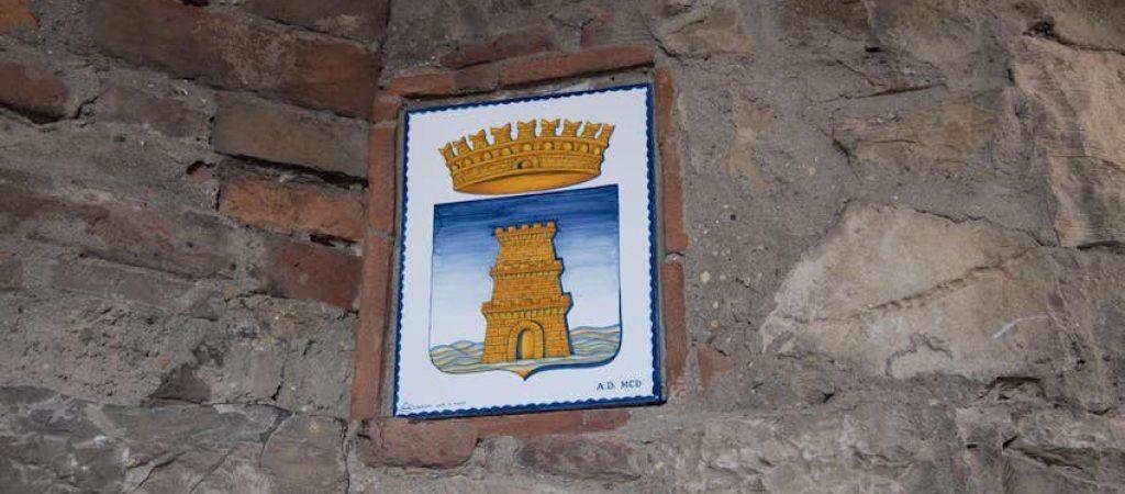 stemma torre di maggio