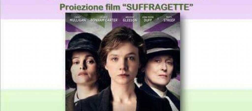 suffragette massa