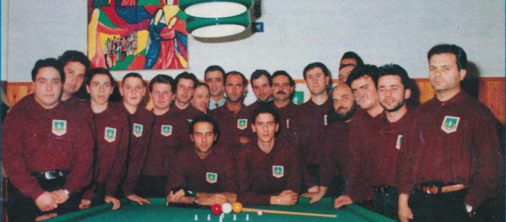 torneo biliardo 1992