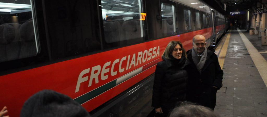 viaggio inaugurale frecciarossa (3)