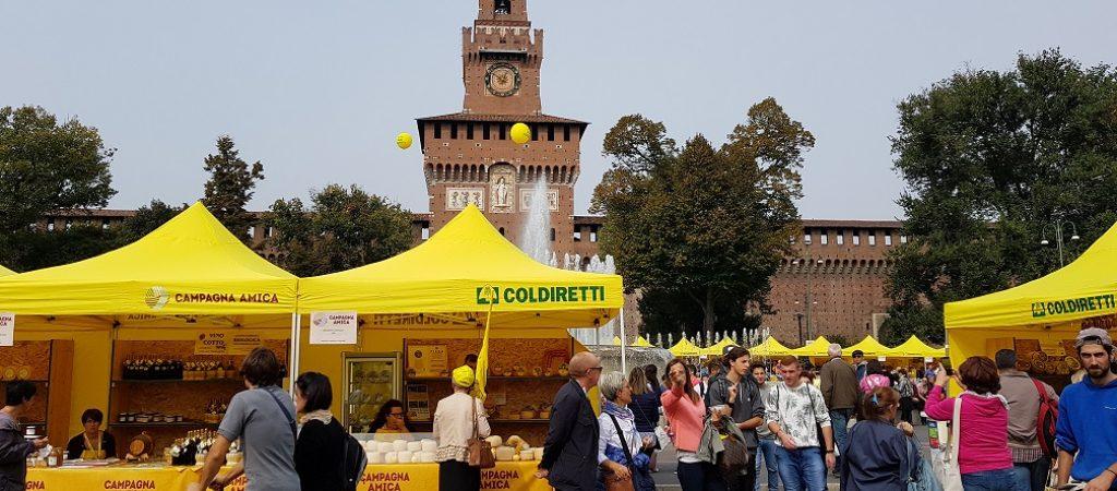Anche l'Umbria al Villaggio Coldiretti di Milano « ilTamTam.it il ...